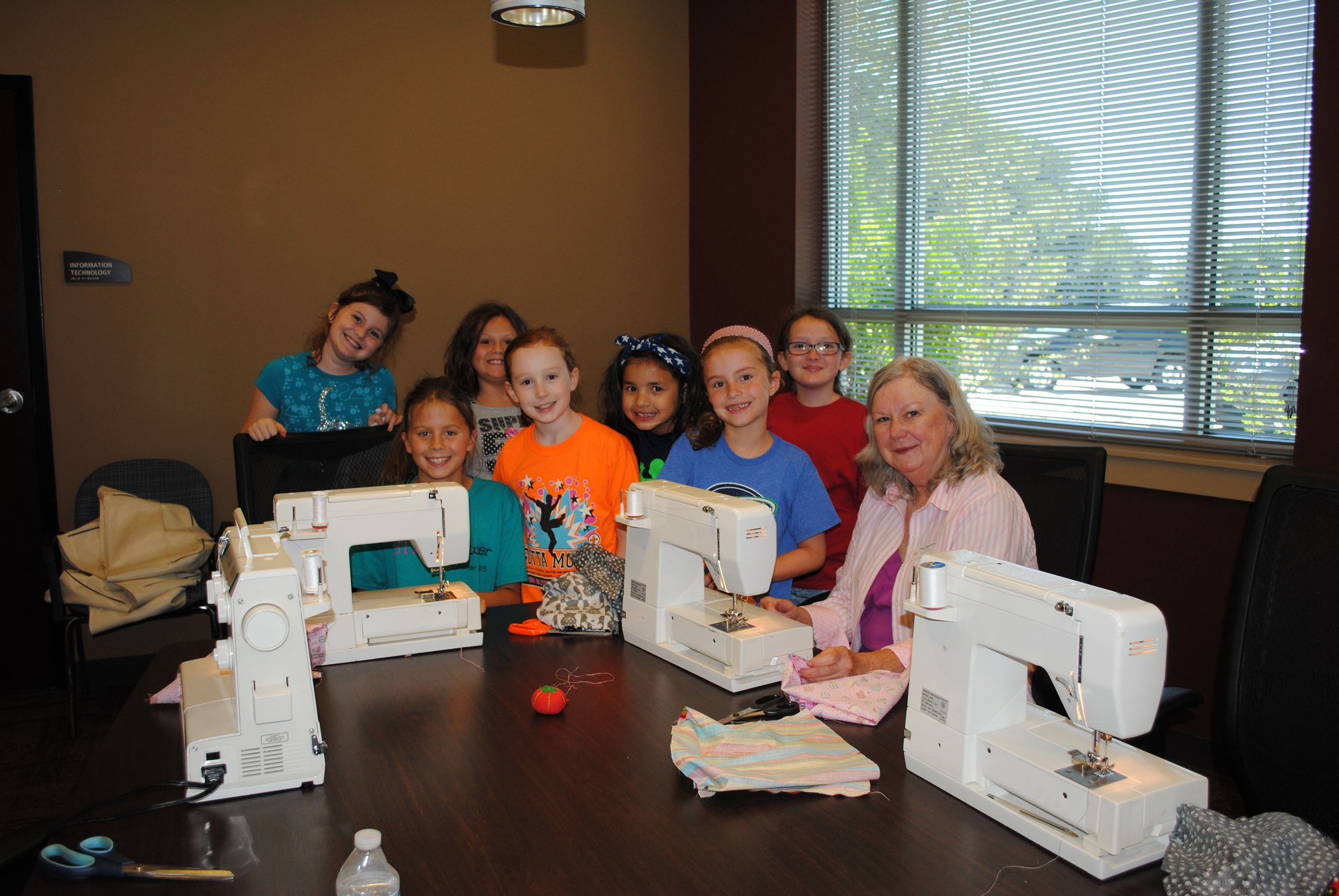 Sew Fun Camp