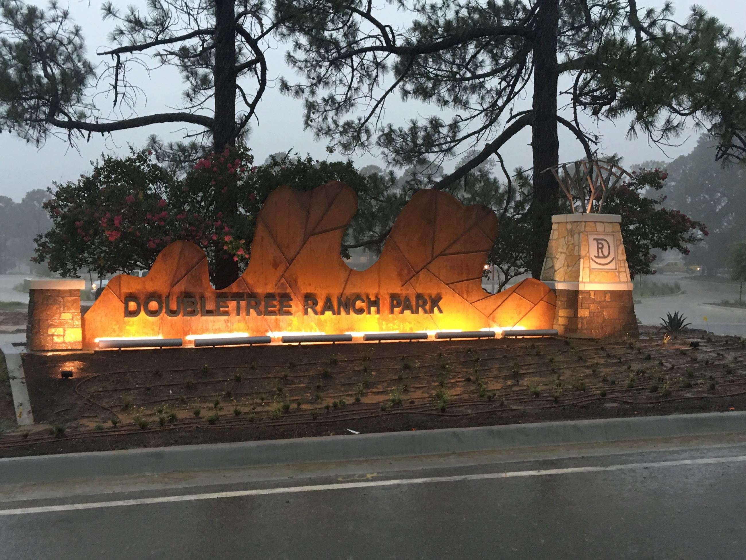DRP Entrance Sign