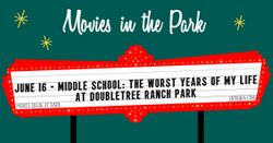 6.16.2017 Parks - Movie in the Park