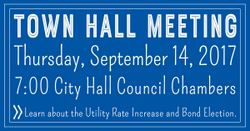 9.1.2017 CD - Town Hall Meeting