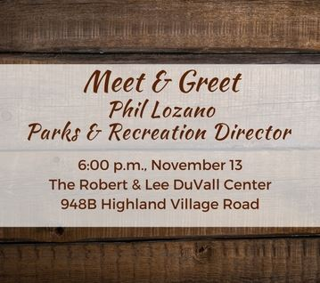 Phil Lozano Meet and Greet