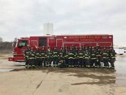 1.19.2018 Fire - Training Group