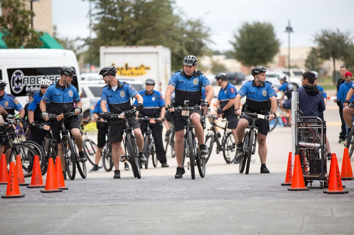 Fallen Officers Bike Race & 5K