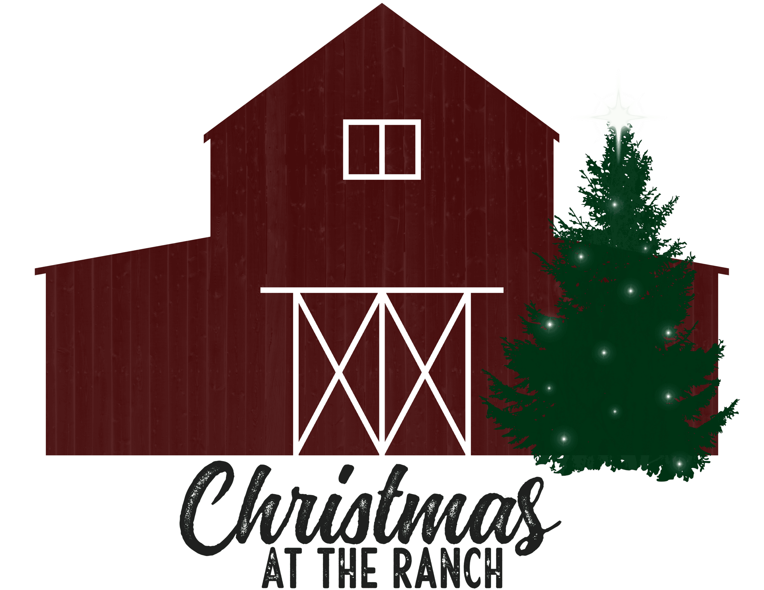 Christmas at the Ranch logo