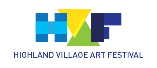 Highland Village Art Festival Logo