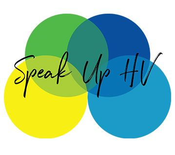 SpeakUpHV Logo