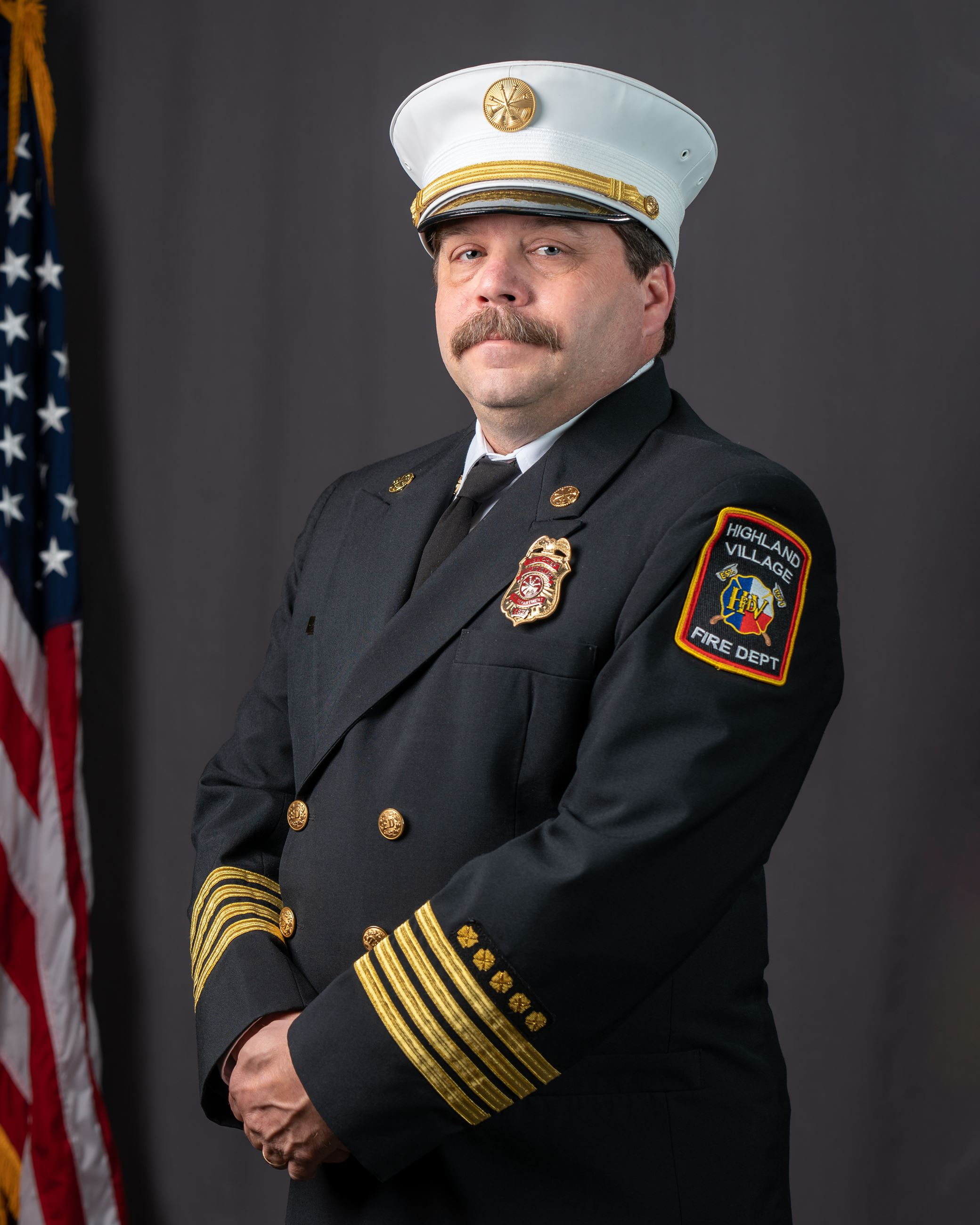 2018 Assistant Chief Collier, Jason