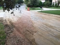 9.13.2019 Drainage - Post Oak