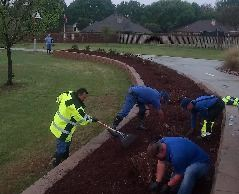 4.10.20 PR - Mulch at Doubletree Ranch