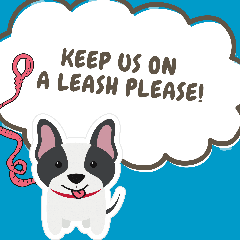 Keep us on a leash please!