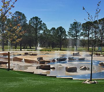 Doubletree Ranch Park Splash Pad Open