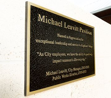 Michael Leavitt Pavilion