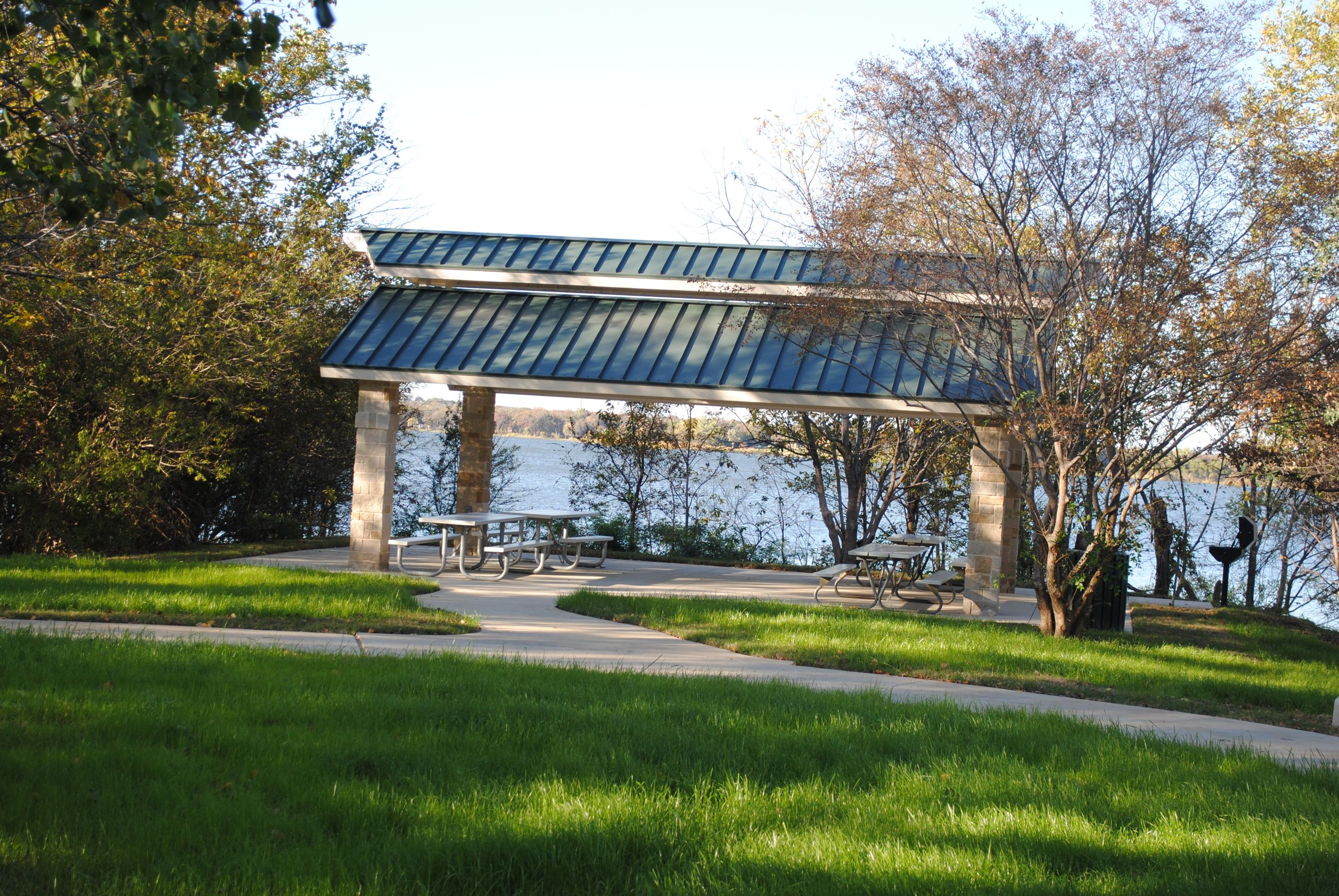 Lakeside Community Park Small Pavilion