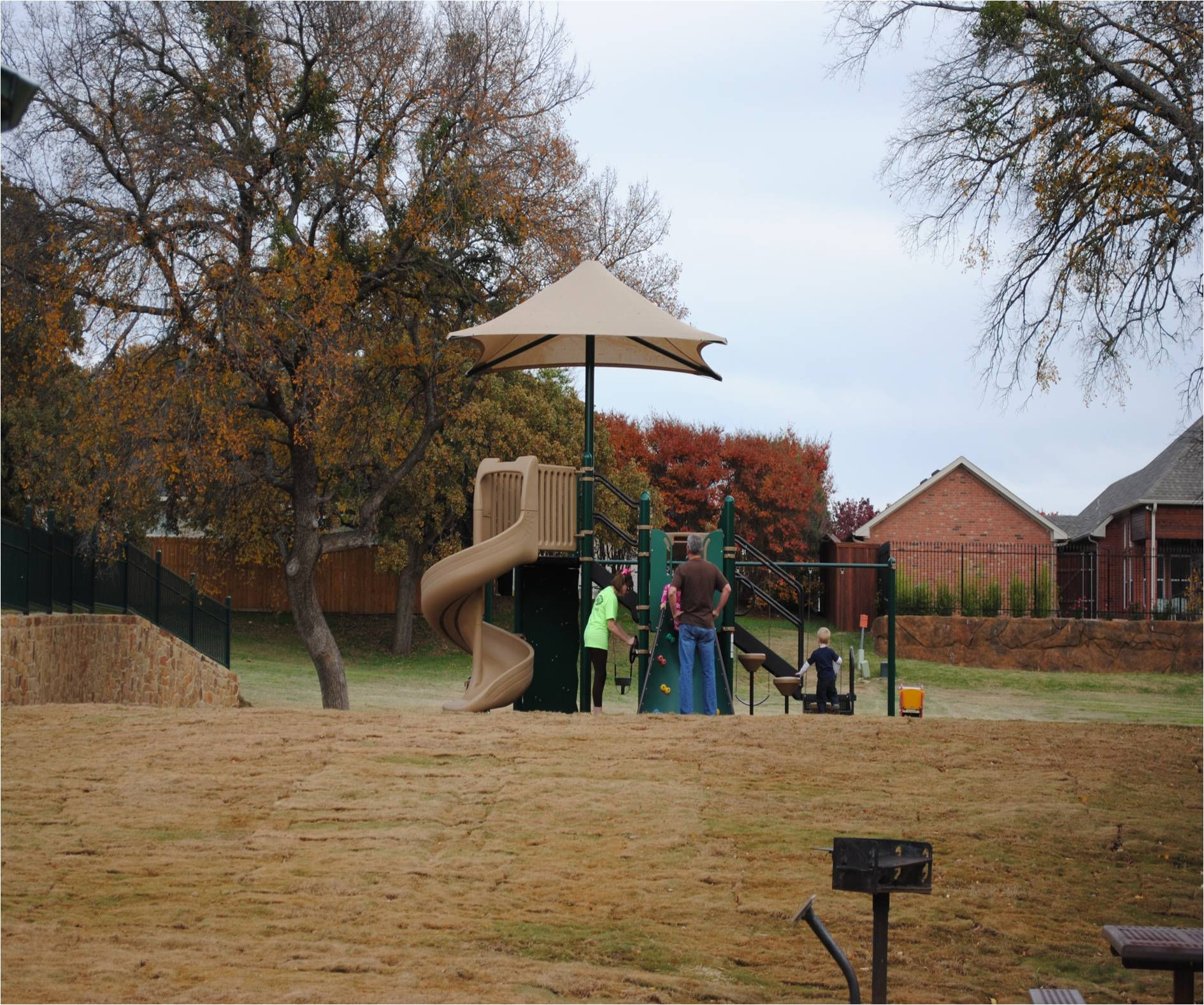 Lions Club Playstructure