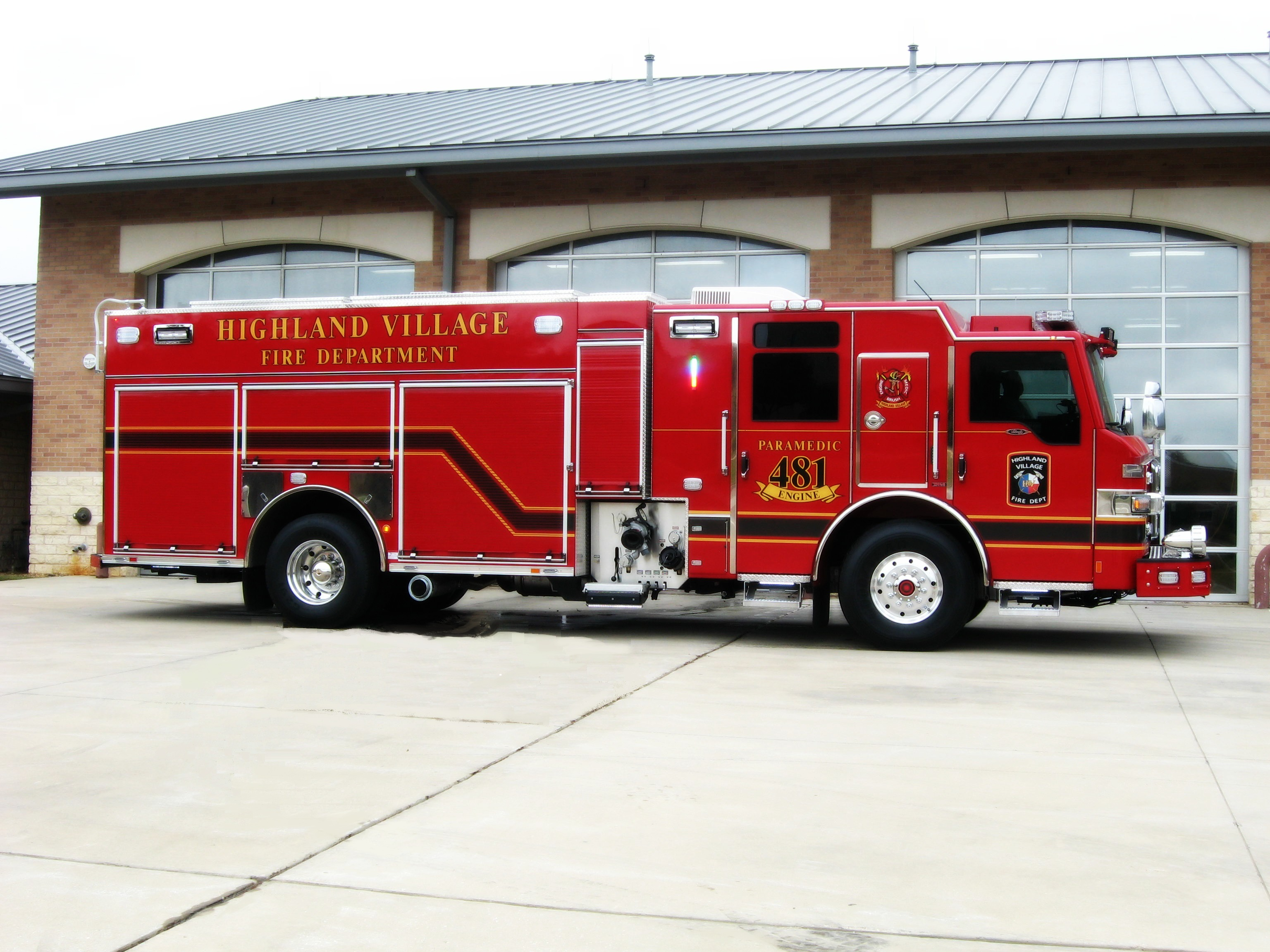 2015 Pierce Pumper (2015)