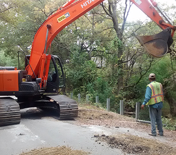 Canyon Creek Road Drainage Project